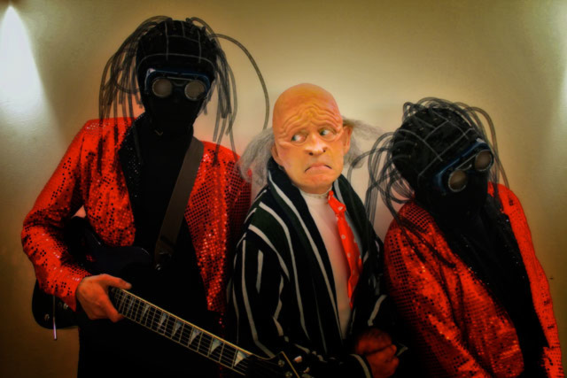 The Residents: In the eye of the beholder